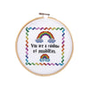 Rainbow Possibilities Cross Stitch Pattern - House Of Wonderland, HOW