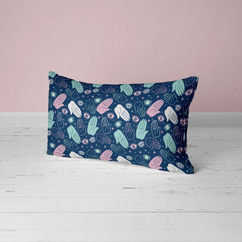 Girls, Girls, Girls Faux Suede Cushion