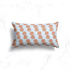 Gingerbread Faux Suede Cushion - House Of Wonderland, HOW