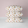 Girls, Girls, Girls Faux Suede Cushion - House Of Wonderland, HOW