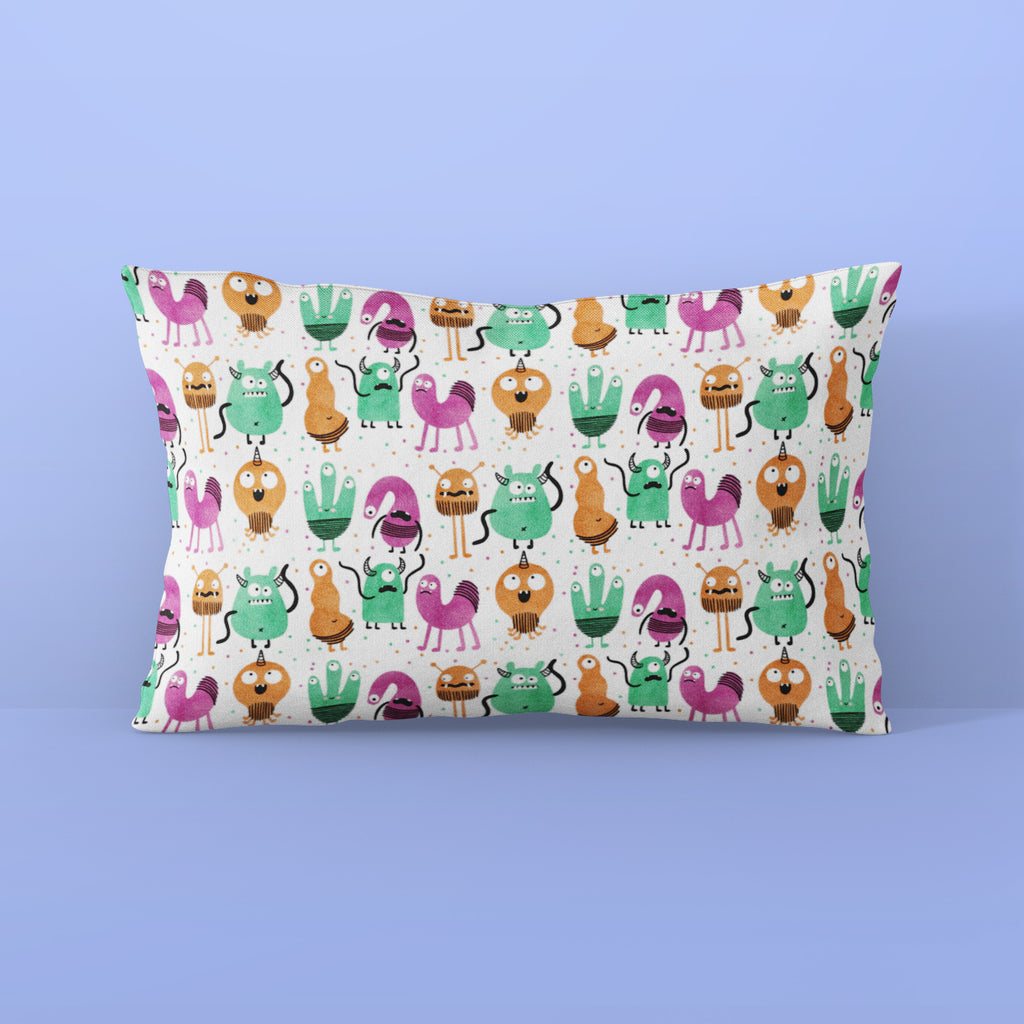 Monster Invasion Cushion - House Of Wonderland, HOW