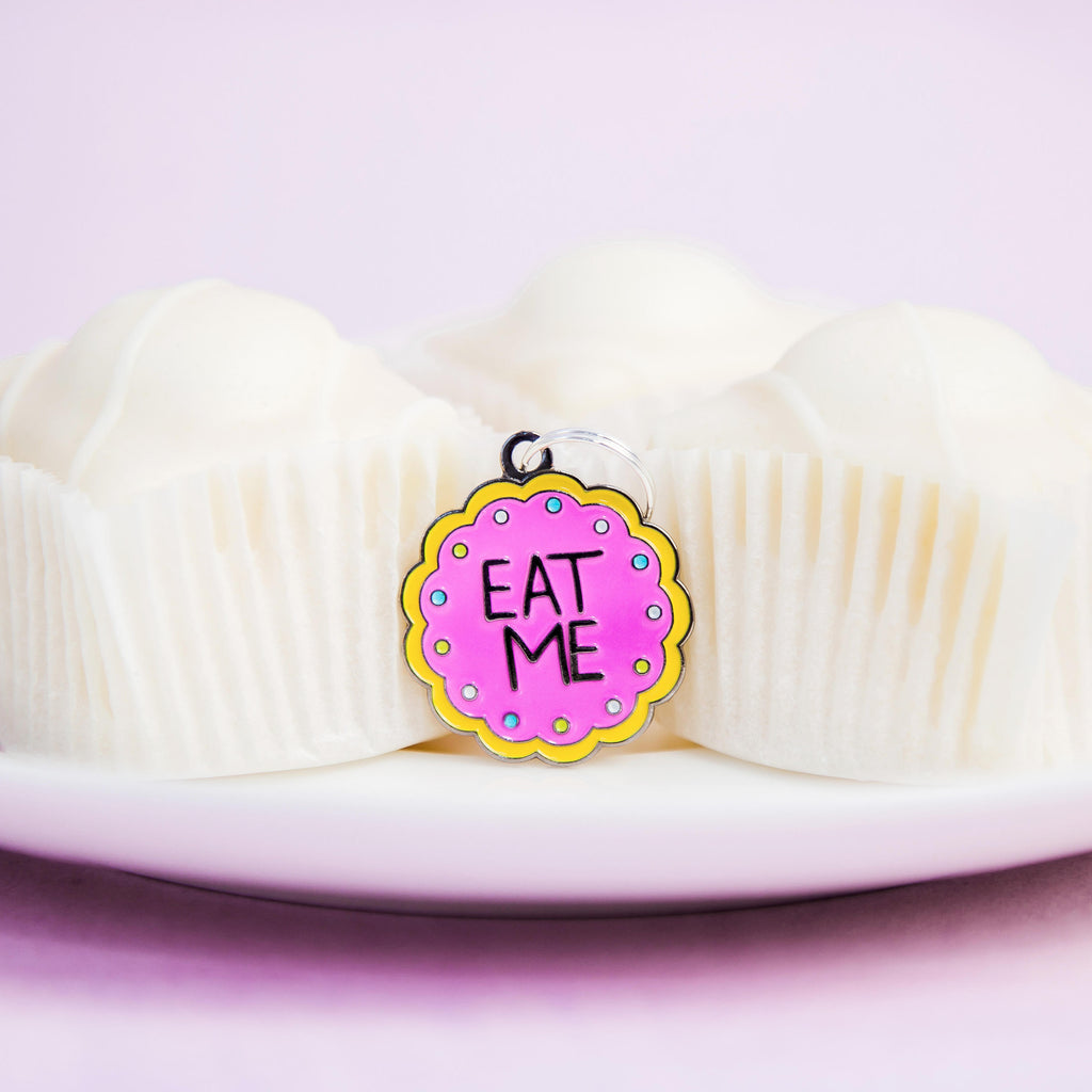 Eat Me Pet Charm - House Of Wonderland