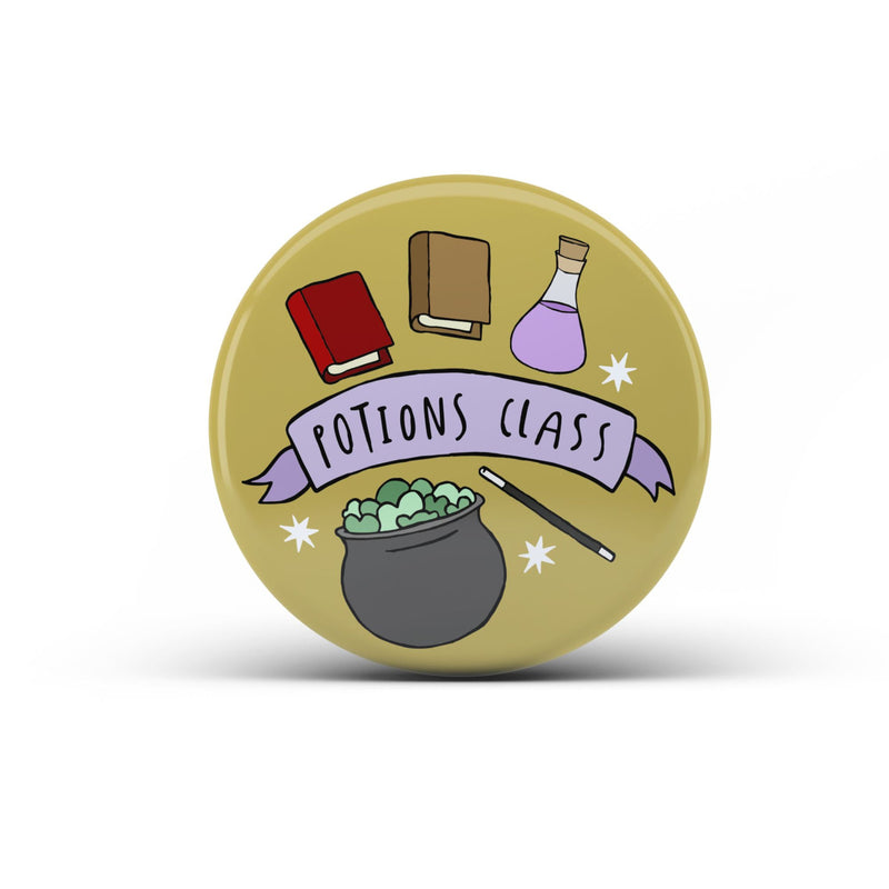 Potions Class Large Badge - House Of Wonderland, HOW