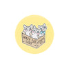 Crazy Cat Lady Fridge Magnet - House Of Wonderland