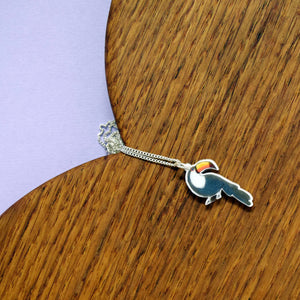 Toucan Necklace - House Of Wonderland, HOW