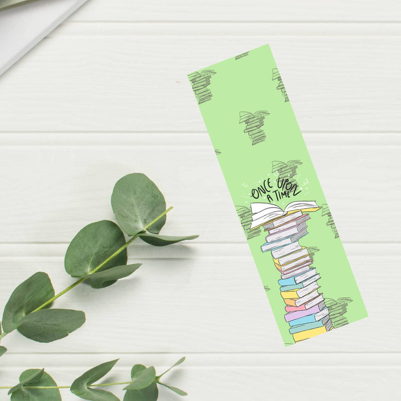 Once Upon A Time Bookmark - House Of Wonderland, HOW