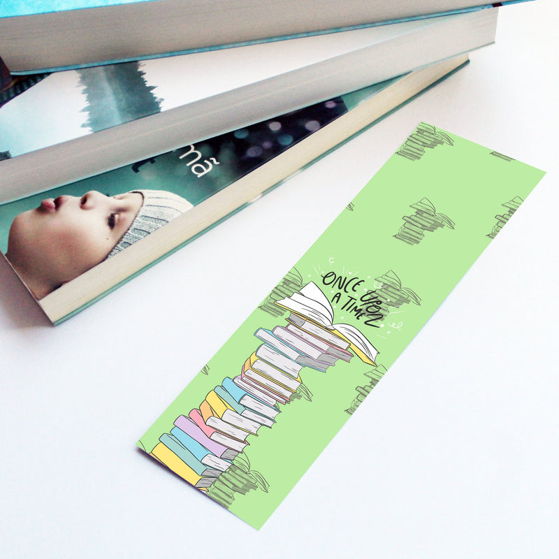 Once Upon A Time Bookmark - House Of Wonderland