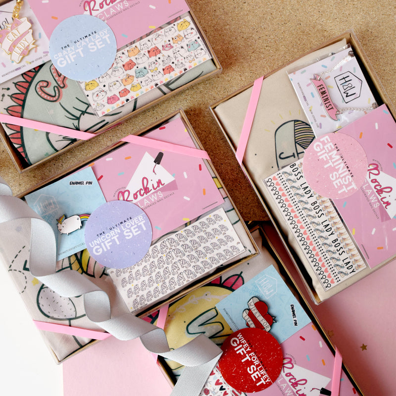 Feminist Gift Set - House Of Wonderland, HOW