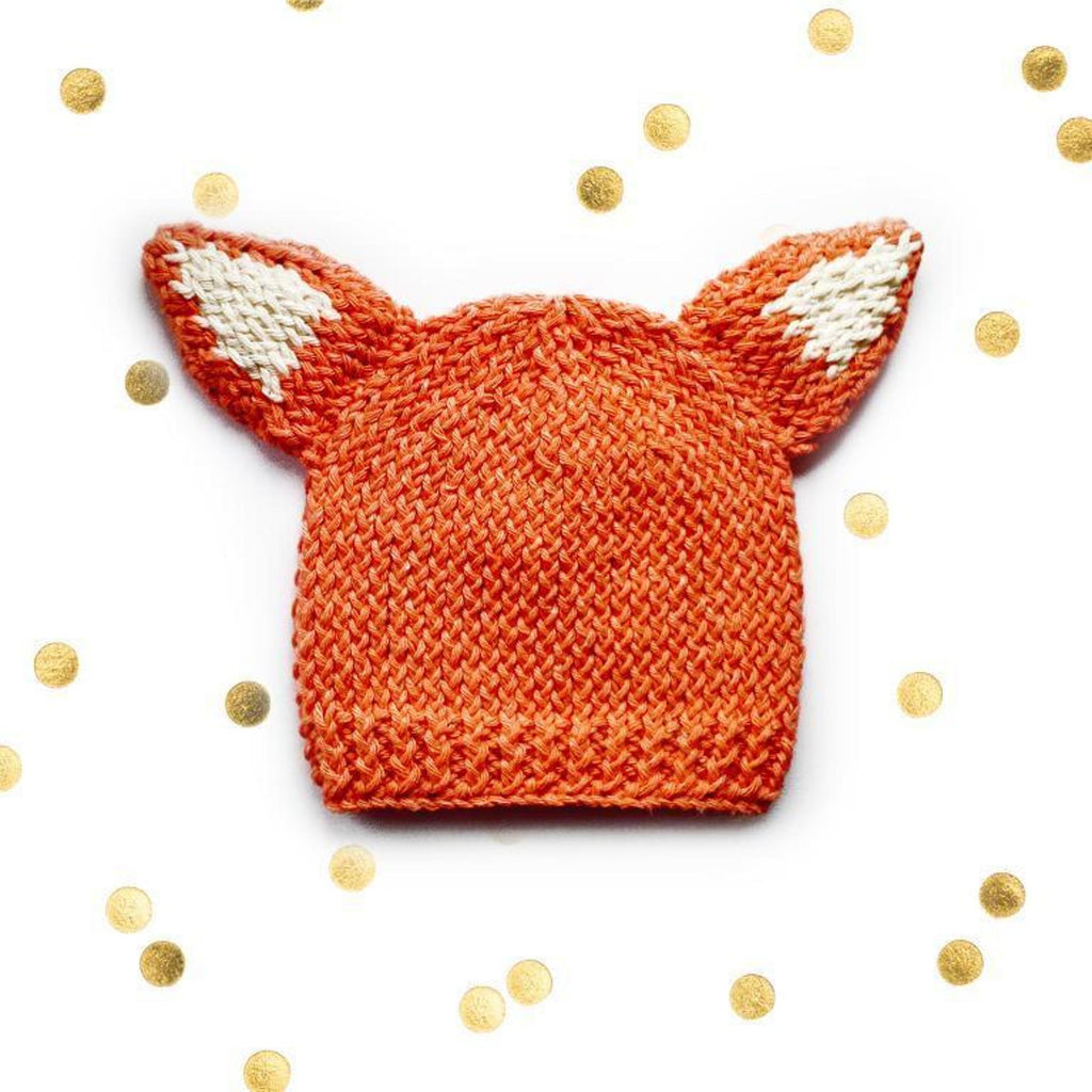 Fox Hat Knitting Pattern - House Of Wonderland, HOW