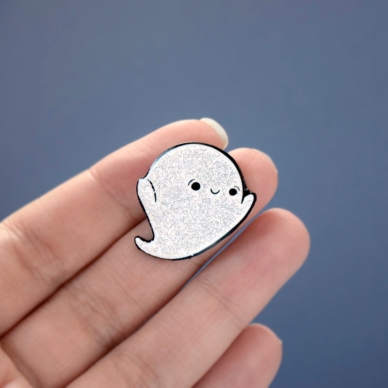 Ghost Enamel Pin - House Of Wonderland, HOW