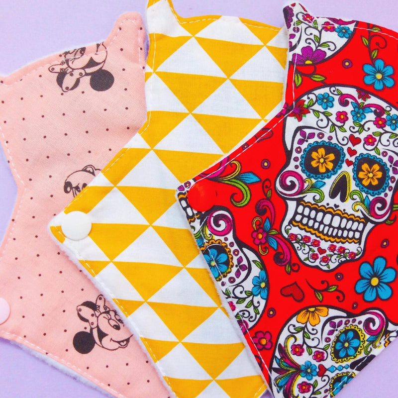 Cat Cloth Pad Sewing Pattern - House Of Wonderland, HOW