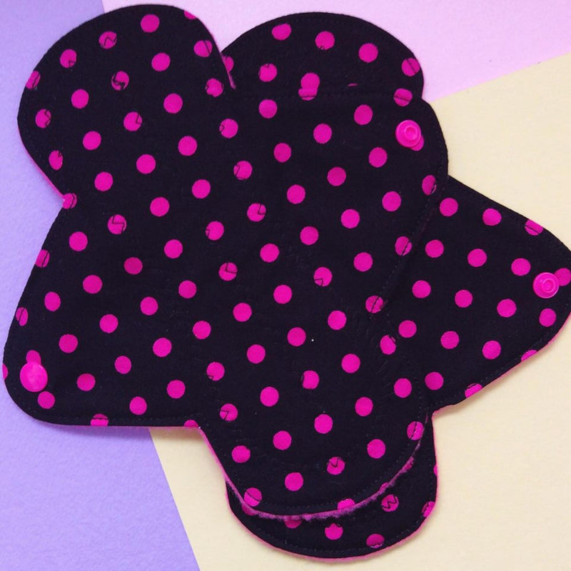 Marceline Cloth Pad Sewing Pattern - House Of Wonderland