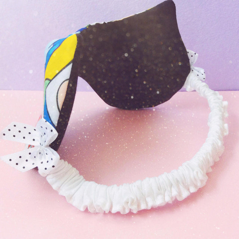 Aurora Sleep Mask Sewing Pattern - House Of Wonderland, HOW