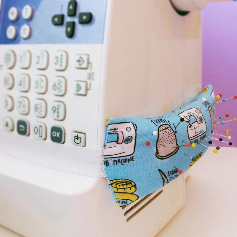 Pin Cushion Sewing Pattern - House Of Wonderland, HOW