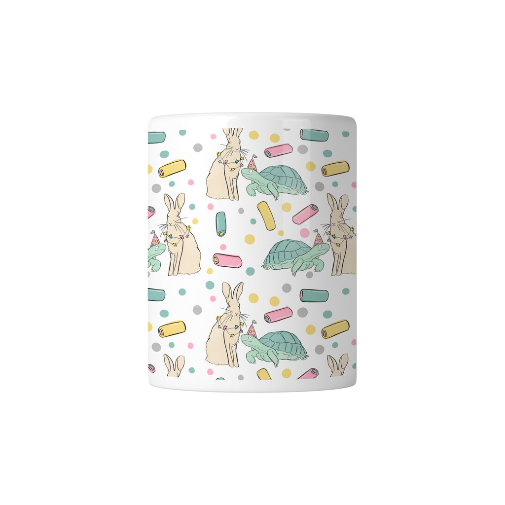 Tortoise & The Hare Mug - House Of Wonderland, HOW