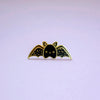 Bat Enamel Pin - House Of Wonderland, HOW