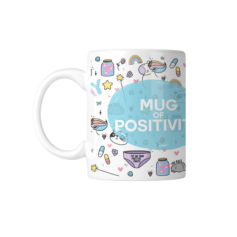 Mug of Positivity - House Of Wonderland, HOW