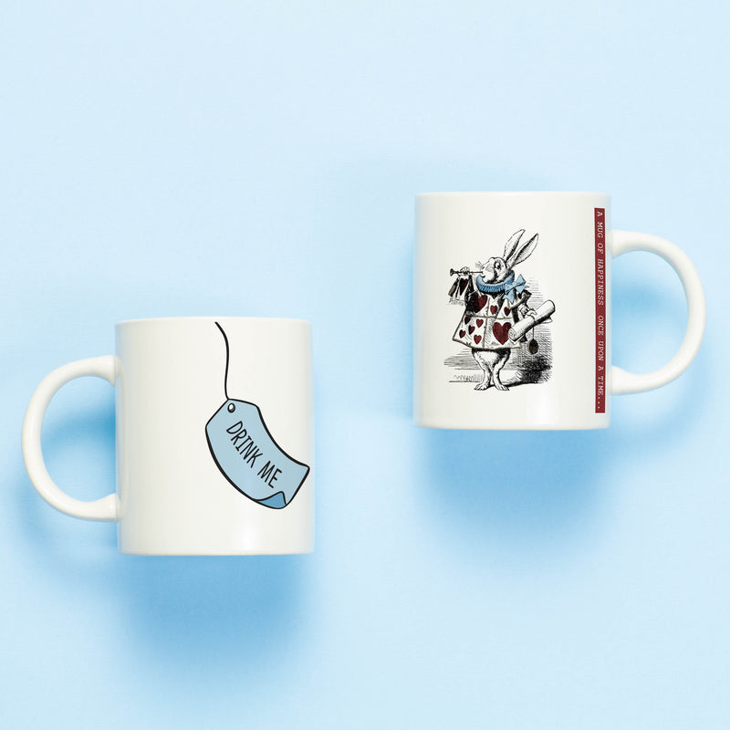 Drink Me Mug - House Of Wonderland