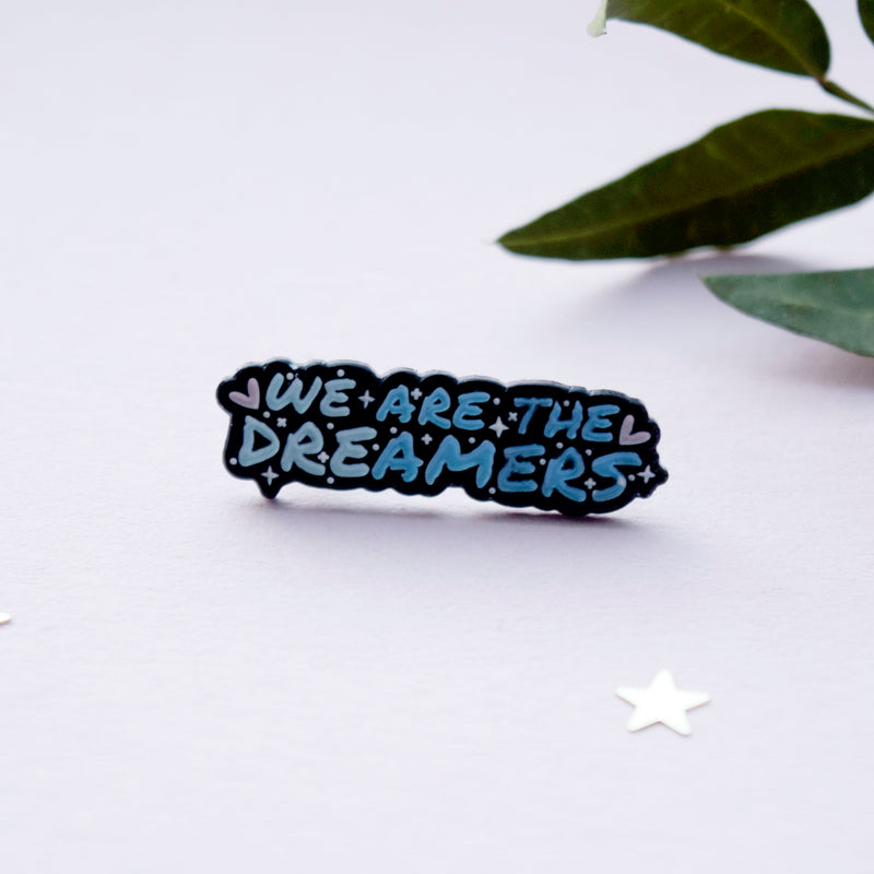Dreamers Enamel Pin - House Of Wonderland, HOW