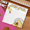 Space Cat Notepad - House Of Wonderland, HOW