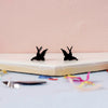Black Swallow Earrings - House Of Wonderland, HOW