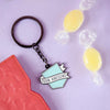 SECONDS Team Awesome® Keyring - House Of Wonderland