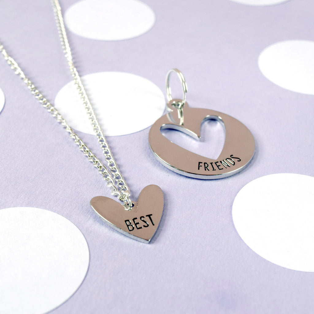 Best Friends Necklace & Pet Charm Set - House Of Wonderland