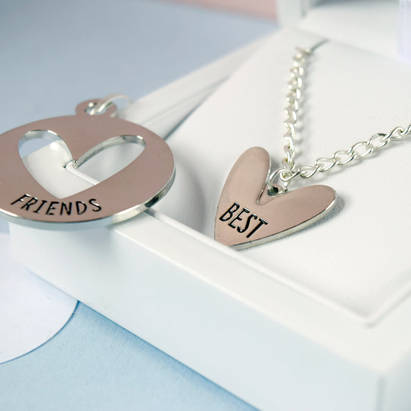 Best Friends Necklace & Pet Charm Set - House Of Wonderland, HOW