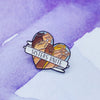 Sisters Unite Enamel Pin - House Of Wonderland, HOW