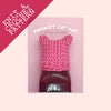 Feminist Cat Hat Pattern - Innocent - House Of Wonderland, HOW
