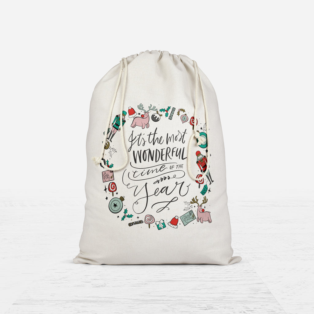 Wonderful Time Gift Sack