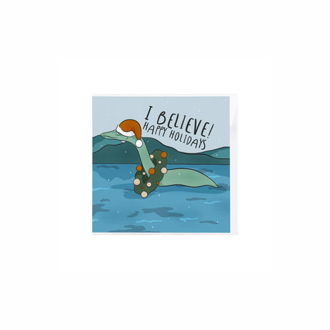 Funny Duck Card