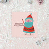 Santa Christmas Card - House Of Wonderland, HOW