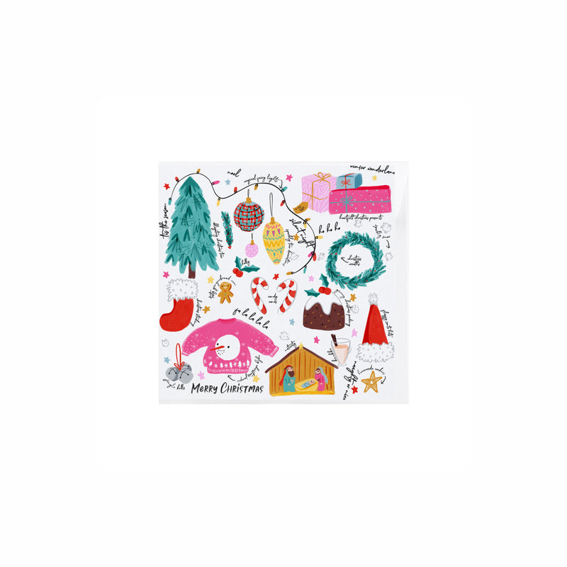 Meaning Of Christmas Card - House Of Wonderland, HOW