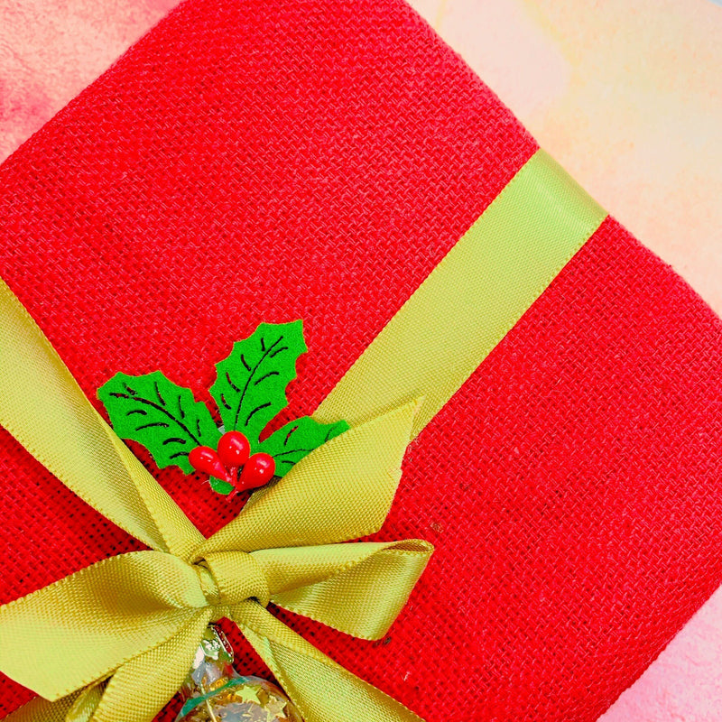 Rustic Reusable Gift Wrap Set - House Of Wonderland, HOW