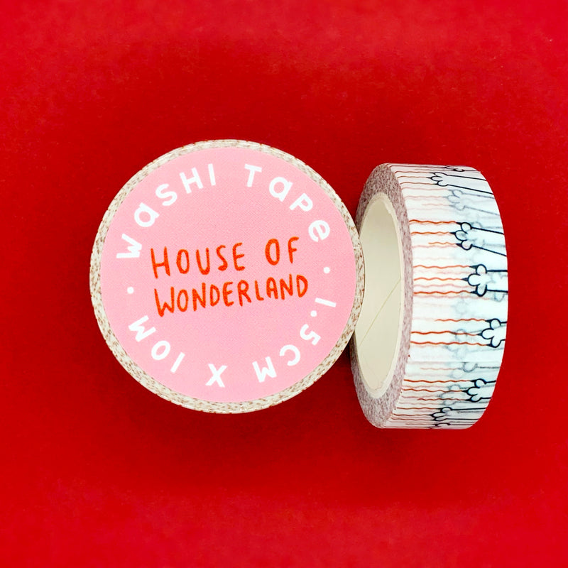 Cat Paw Washi Tape - House Of Wonderland, HOW