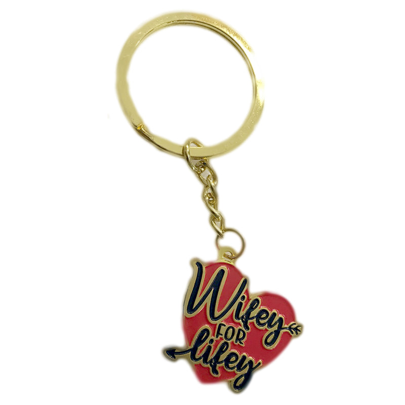 Wifey Keychain - House Of Wonderland, HOW