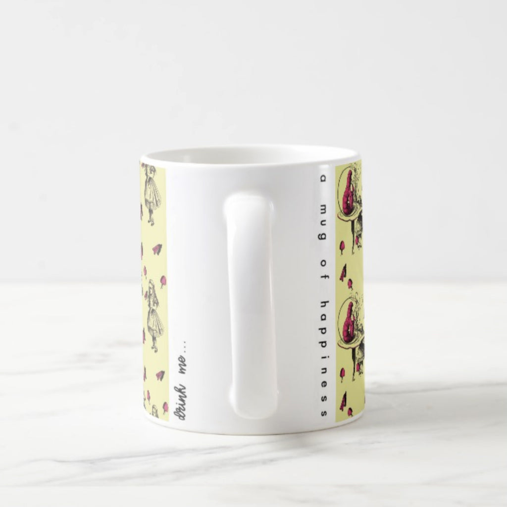 The Caterpillar Mug - House Of Wonderland, HOW