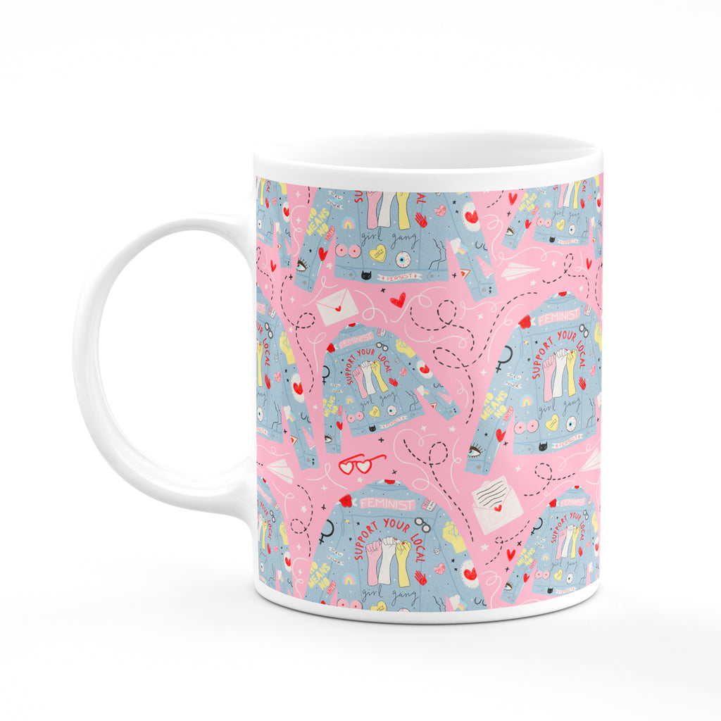 Girl Gang Mug - House Of Wonderland, HOW