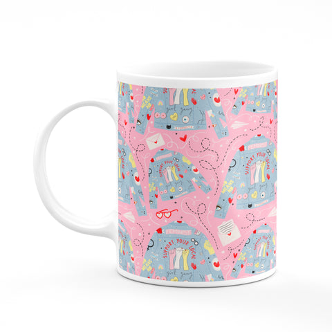 Girls Supporting Girls Mug