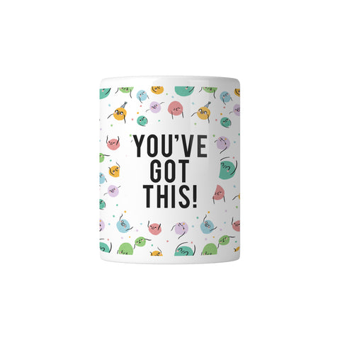 Make All The Things Mug