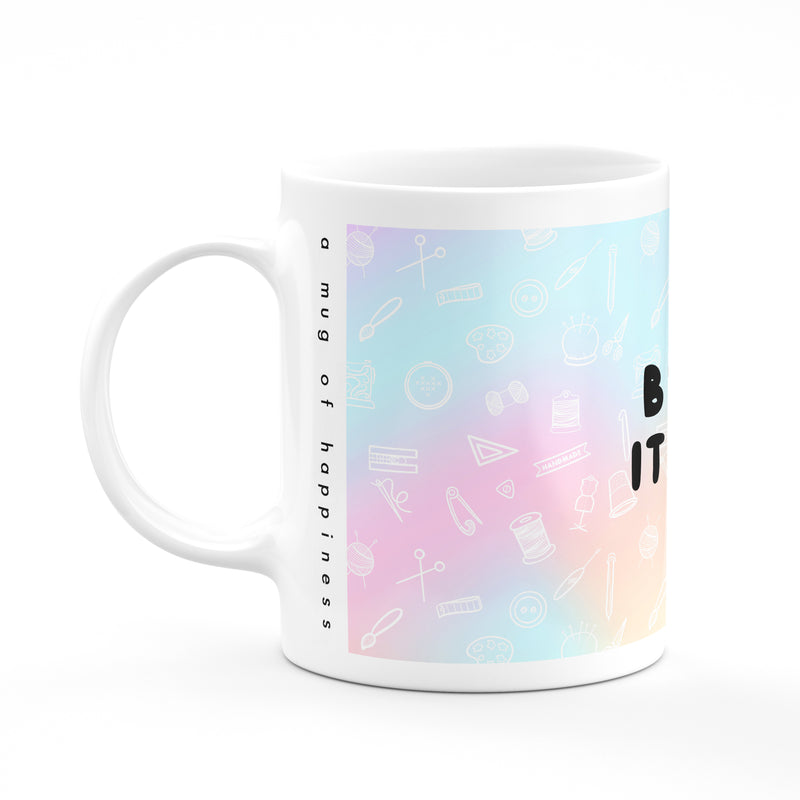 But is it art Mug - House Of Wonderland, HOW