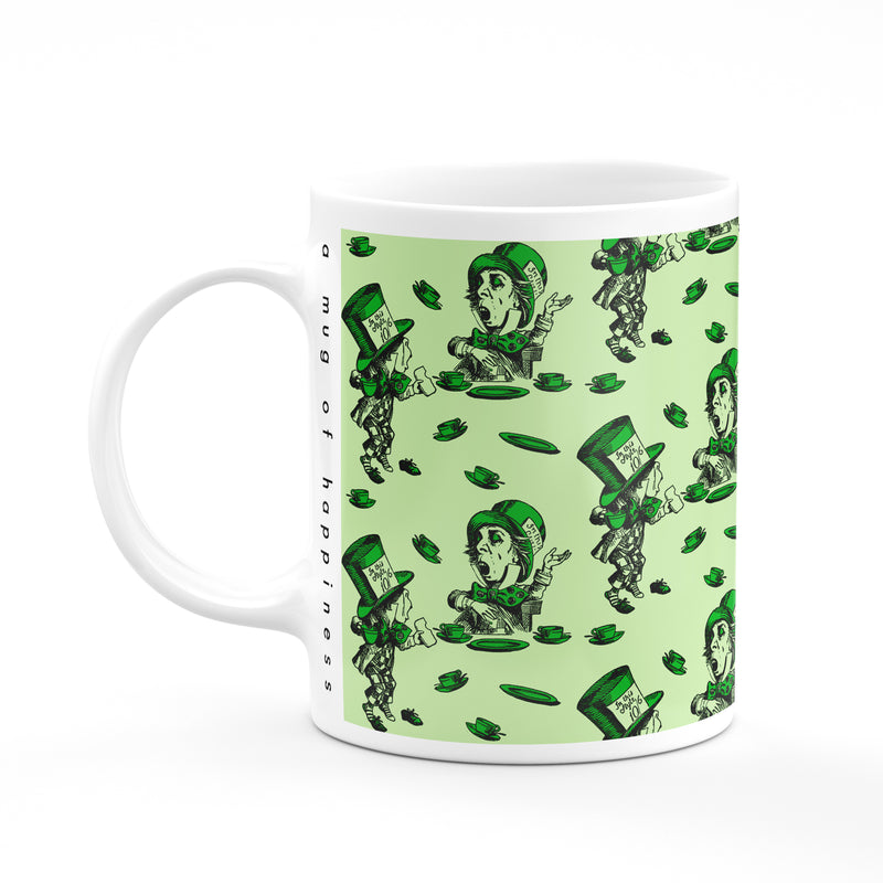 Mad Hatter Mug - House Of Wonderland, HOW