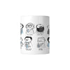 Magnificent Artists Mug - House Of Wonderland