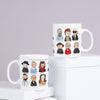 Magnificent Fashion Designers Mug - House Of Wonderland, HOW