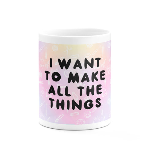 Great Balls Of Yarn Mug