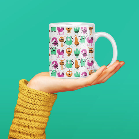 The Caterpillar Mug