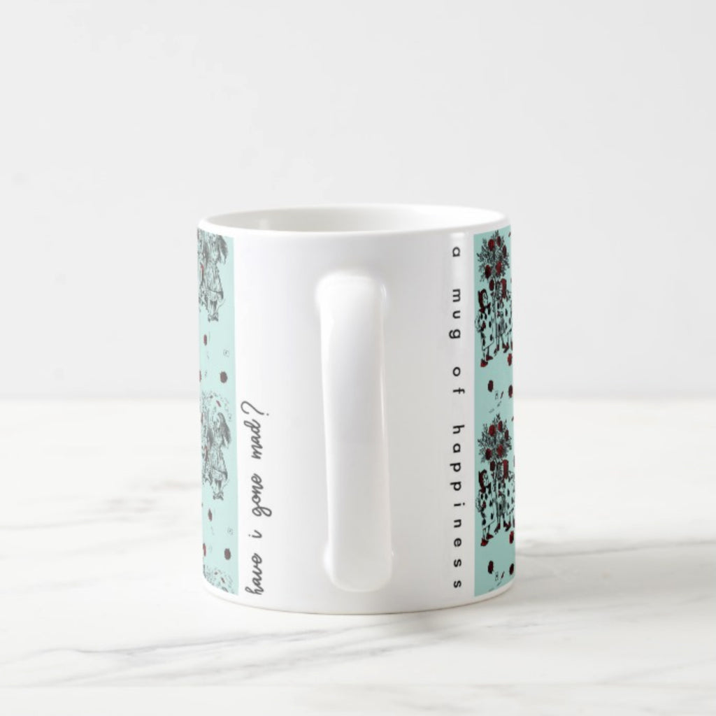 Playing Card Mug - House Of Wonderland, HOW