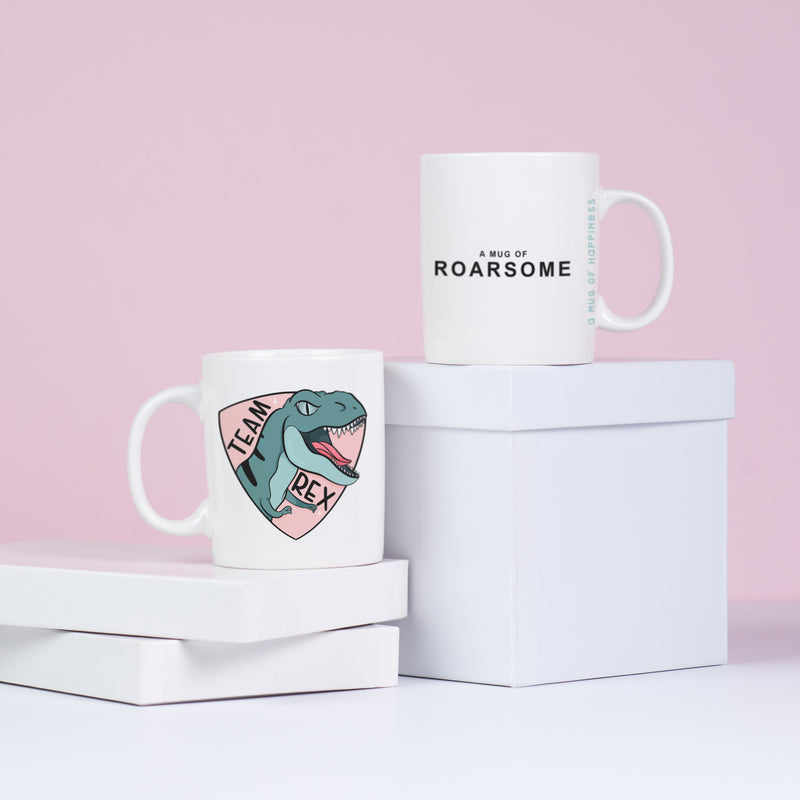 Team Rex Mug - House Of Wonderland, HOW