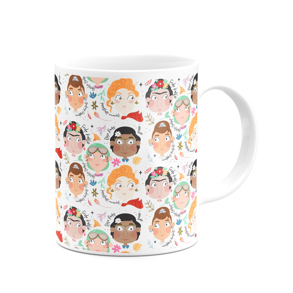 The Greats Femme - #01 Mug - House Of Wonderland, HOW